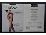 Колготки Manzi Sensitive Tights Black 20 DEN