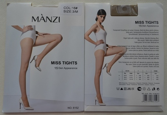 Колготки Manzi Miss Tights.